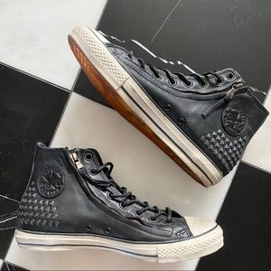 Converse x John Varvatos leather sneaker